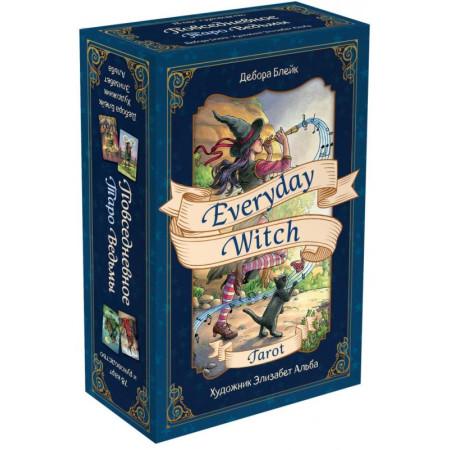 "Карты Таро: ""Everyday Witch Tarot"""