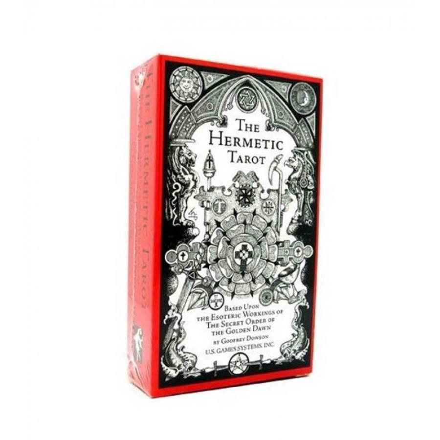 "Карты Таро: ""The Hermetic Tarot by Godfrey Dowson"""