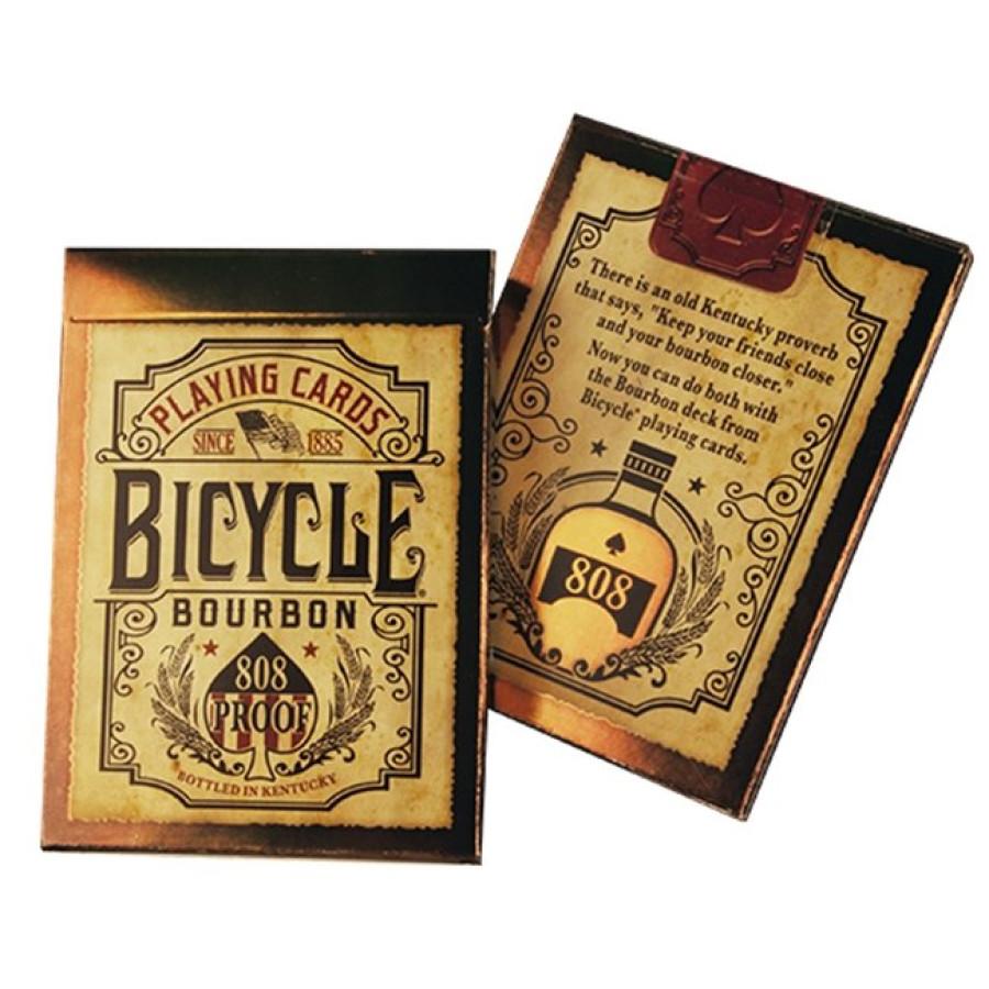 "Карты ""Bicycle Bourbon"""