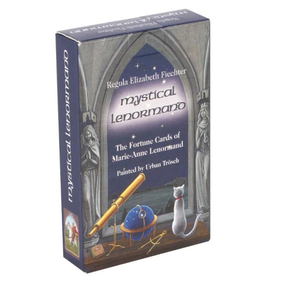 "Карты Таро: ""Mystical Lenormand """