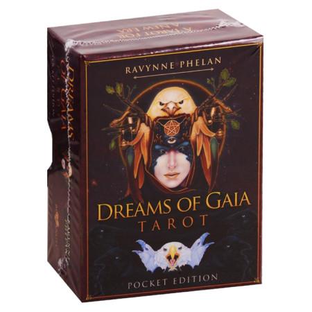 "Карты Таро: ""Pocket Dreams of Gaia Tarot"""