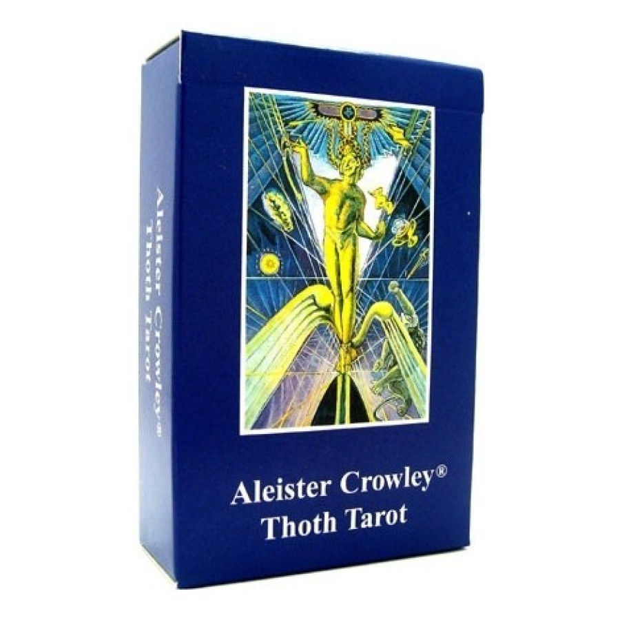 "Карты Таро: ""Aleister Crowley Thot Tarot Deck"""