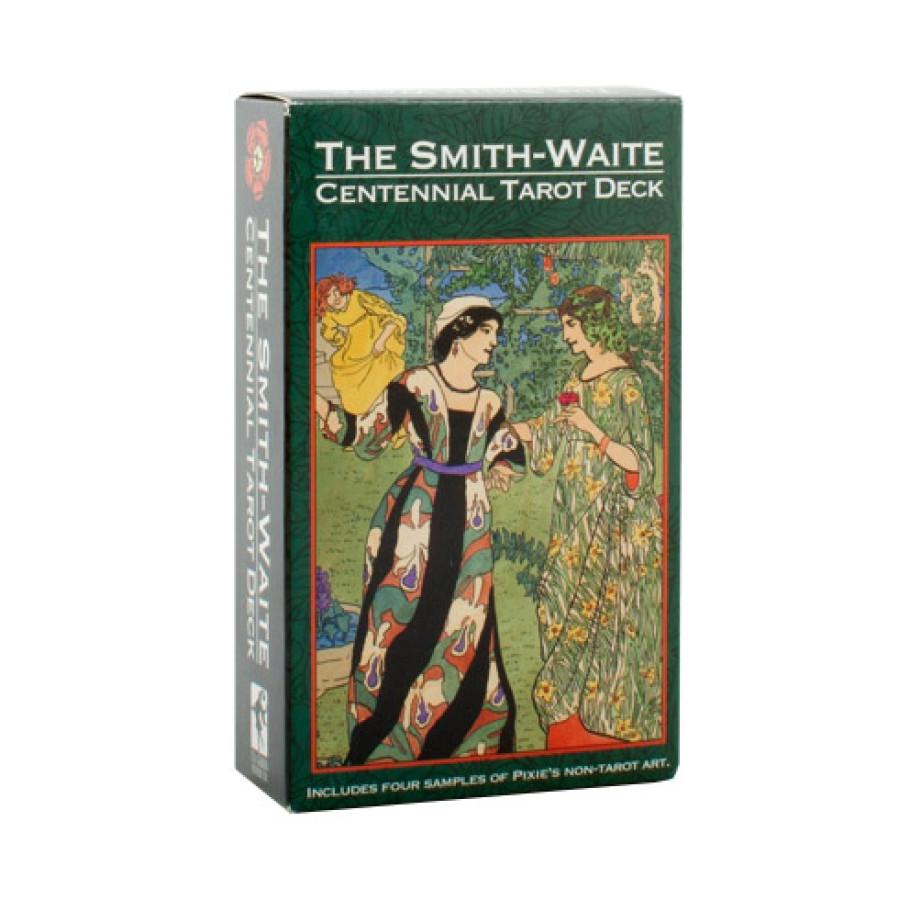 """Карты Таро: """"Swith-Waite Centennial Tarot Deck"""""""
