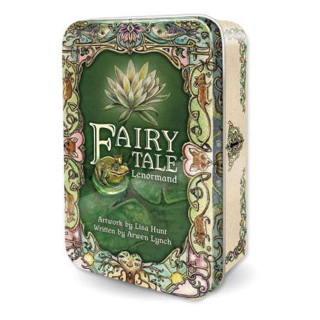 """Карты Таро: """"Fairy Tale Lenormand in a Tin"""""""