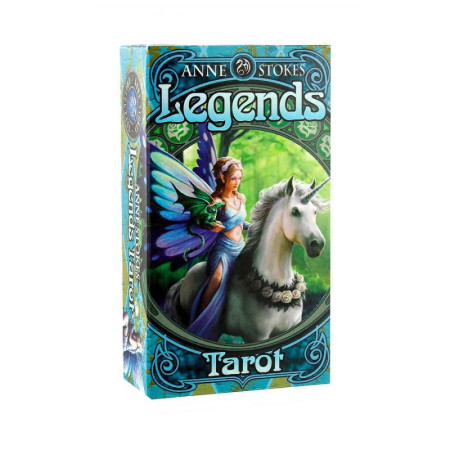 "Карты Таро: ""Fournier Anne Stokes Legends Tarot"""