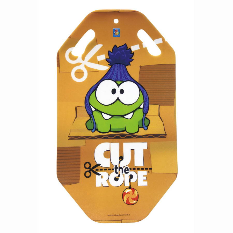 Ледянка  Cut the Rope 1toy, 92см Т56335