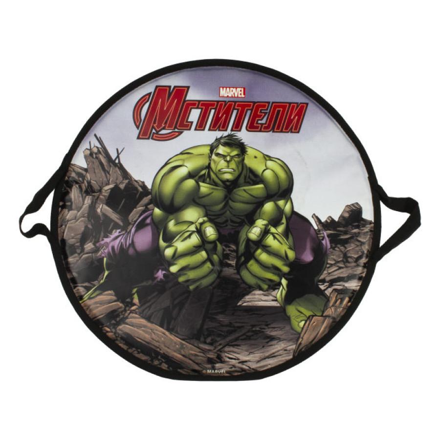 Marvel Hulk ледянка 52см, круглая Т58170