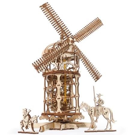 Мельница-башня