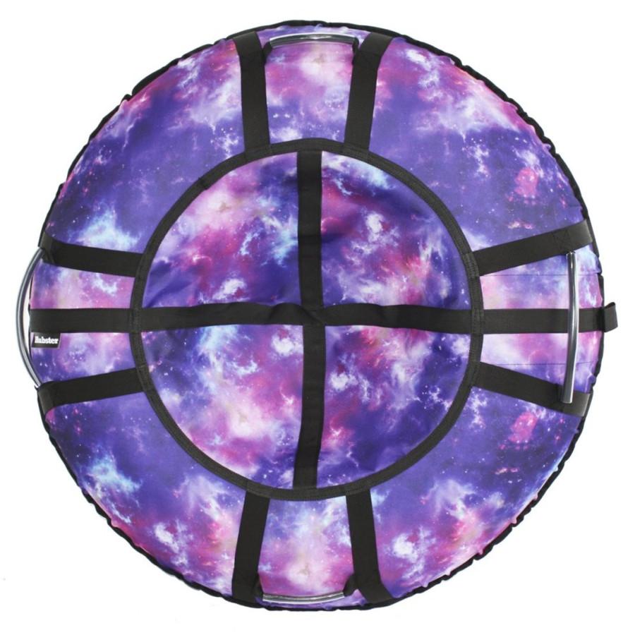 Тюбинг Hubster Люкс Pro Галактика, D-110см