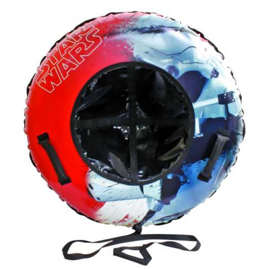 Тюбинг Звездные Войны - надувные сани, буксировочный трос, резиновая автокамера, 100 см