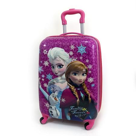 Чемодан детский для девочек Frozen - 1